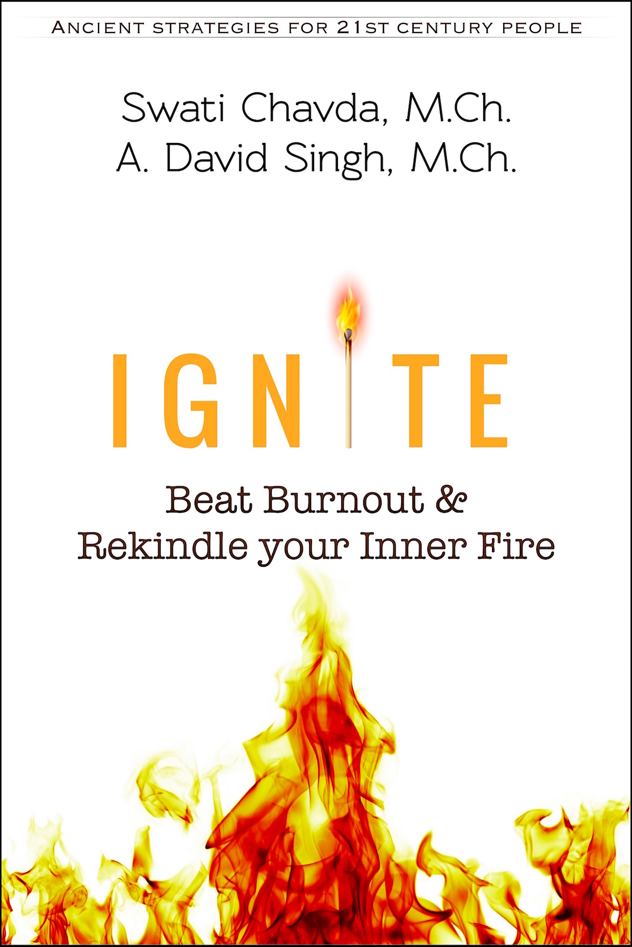 Ignite-A. David Singh