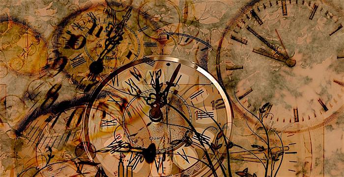 Time-A. David Singh