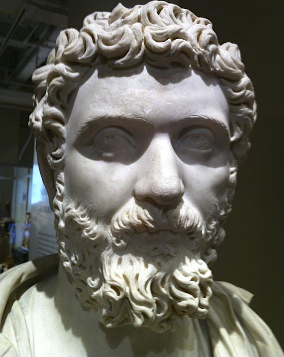 Emperor Septimius Severus